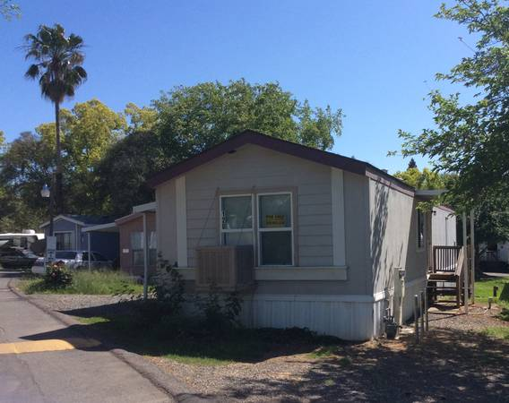Photo Newly Available Two Bedroom One Bath Call About Space 120 (Oroville)