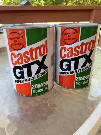 Photo Old school Castros oil - $15 (Durham)
