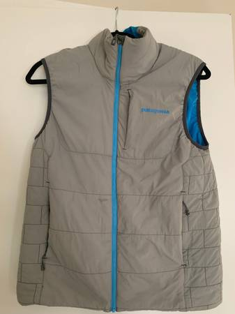 Photo Patagonia Nano Air Insulated Vest Puff- Men39s Small - $90 (Chico)