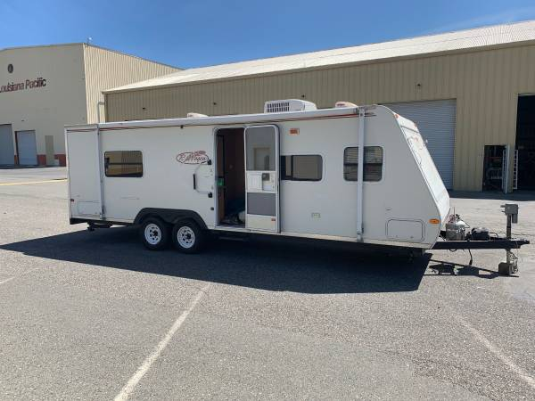 Photo R Wagon RW281 Travel Trailer TOY BOX for Sale - $6995 (Oroville)