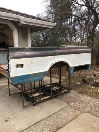 Photo Rare 67-72 c10 long bed PRICE DROP - $525 (Red Bluff)