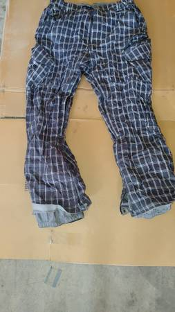 Photo Snowboarding Pants - Adult male and female (Chico)