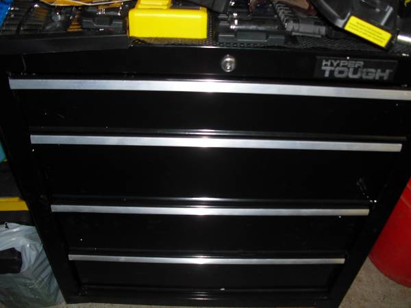 Photo TOOL BOX, FULL OF TOOLS, BRAND NEW WITH WHEELS - $195 (Chico)