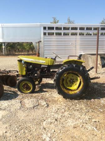 Photo Tractor for sale - $1,500 (Orland)