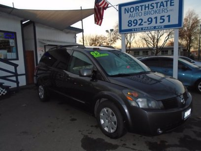Photo Used 2005 Nissan Quest  for sale
