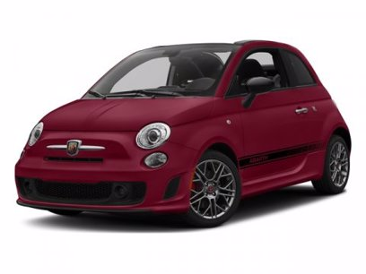 Photo Used 2017 FIAT 500 Abarth Cabrio for sale