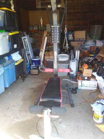 Photo Used Bowflex in good condition - $100 (Orland)