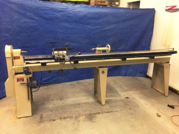 Photo Vega 1596 wood lathe duplicator - $1400 (Red Bluff)