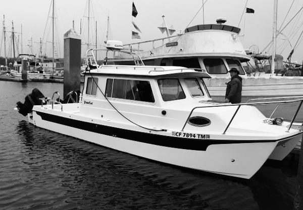 Photo 2006 C-Dory Tomcat 255