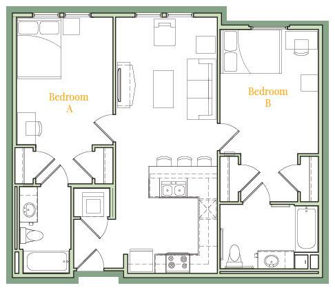 Photo take over half of lease in a 2 bedroom apt. (half of September paid) (Chico)