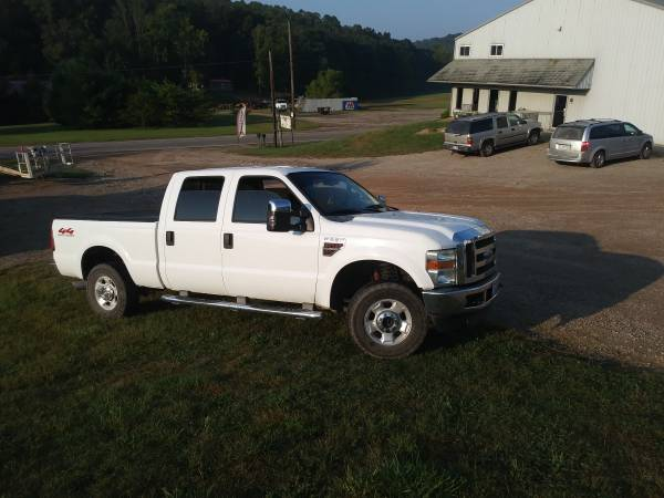 Photo 08 f250 deisel, rust free Texas truck - $8000 (Wellston)