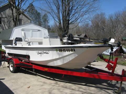 Photo 1739 Boston Whaler Bass Boat - $7,500 (Troy)