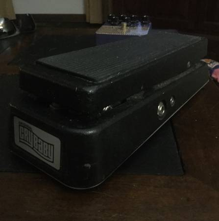 Photo 1980s Vintage CryBaby GCB-95 - Old School 80s - EX Condition - $55 (30 years old - EX Condition)