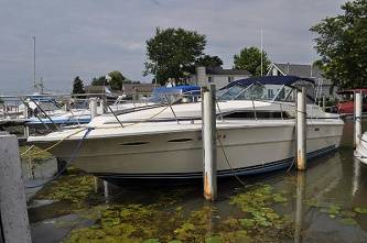 Photo 1984 Sea Ray 340 Sundancer - $10,000 (Huntington)