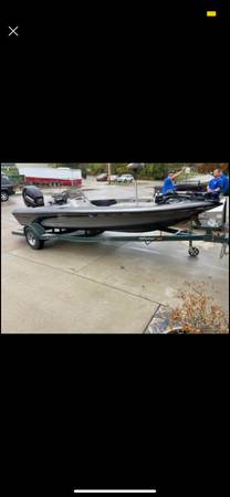 Photo 1999 Fisher bass boat - $6,995 (Kettering)