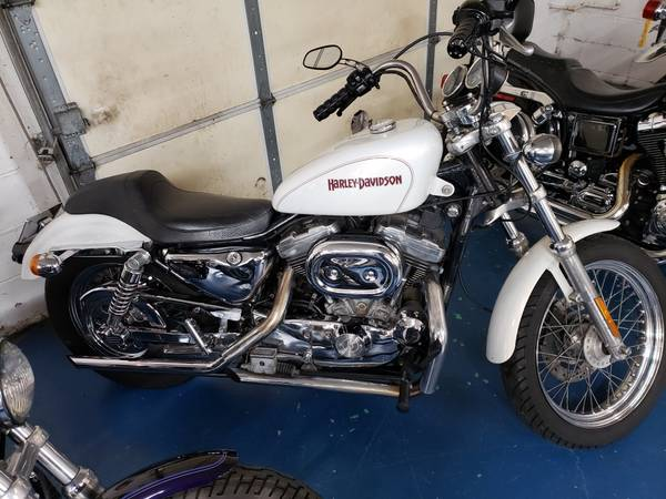 Photo 2000 HARLEY-DAVIDSON SPORTSTER 1200 - $3,599 (Williams Vintage Cycle - Xenia, OH)