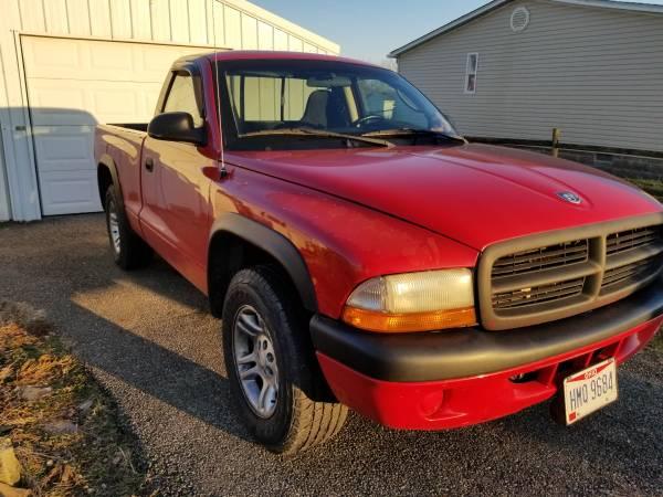 Photo 2002 Dodge Dakota Sport (3.9L) - $3645 (Chillicothe)