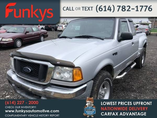 Photo 2004 Ford Ranger XLT Pickup 2D 6 ft - $4995 (_Ford_ _Ranger_ _Truck_)