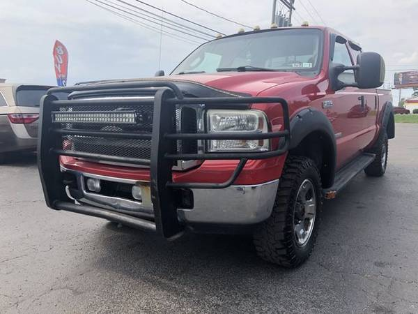 Photo 2006 Ford F350 Super Duty Crew Cab - In-House Financing Available We
