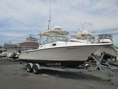 Photo 2006 Pursuit 2570 Offshore  - $38,500 (dayton)