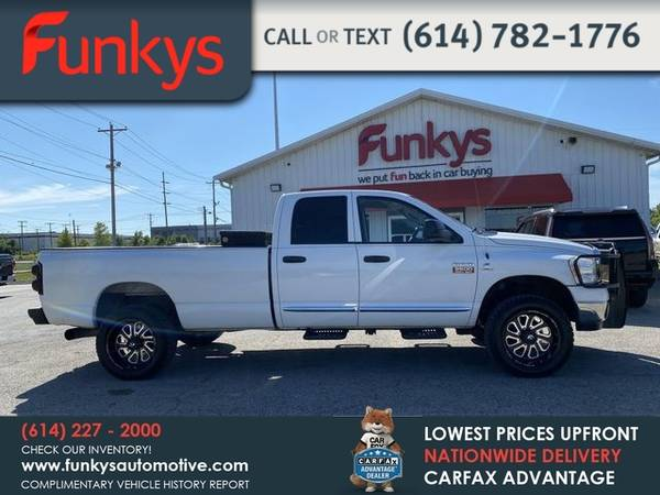 Photo 2008 Dodge Ram 3500 SLT Pickup 4D 8 ft - $21,950 (_Dodge_ _Ram 3500_ _Truck_)