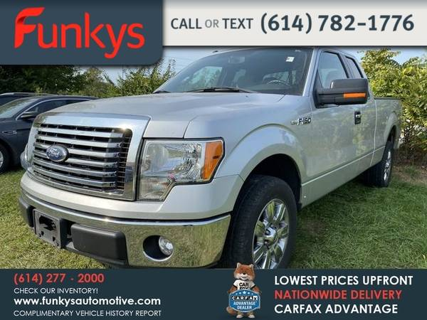 Photo 2011 Ford F-150 XLT Pickup 4D 6 12 ft - $13,750 (_Ford_ _F-150_ _Truck_)