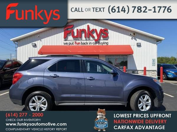 Photo 2013 Chevrolet Equinox LT Sport Utility 4D - $7,950 (_Chevrolet_ _Equinox_ _SUV_)
