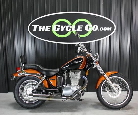 Photo 2013 Suzuki Boulevard S40 - $3,990 (The Cycle Co. 83 S. Skidmore St. Col Ohio)