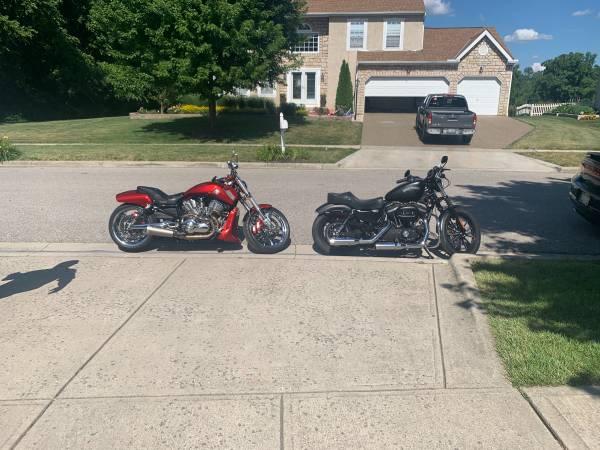 Photo 2014 Harley Iron 883 - $5,000 (Columbus)