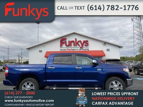 Photo 2015 Toyota Tundra 1794 Edition Pickup 4D 5 12 ft - $35,950 (_Toyota_ _Tundra_ _Truck_)