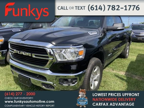 Photo 2019 Ram All-New 1500 Big Horn Pickup 4D 5 12 ft - $35,950 (_Ram_ _All-New 1500_ _Truck_)