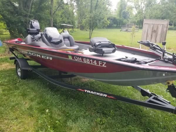 Photo 2021 Tracker Pro 175 TWX - $21,500 (Spring valley)