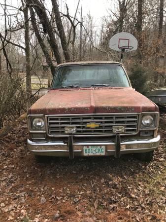 Photo 75 Chevy Blazer K 5 - $2500 (Chillicothe)