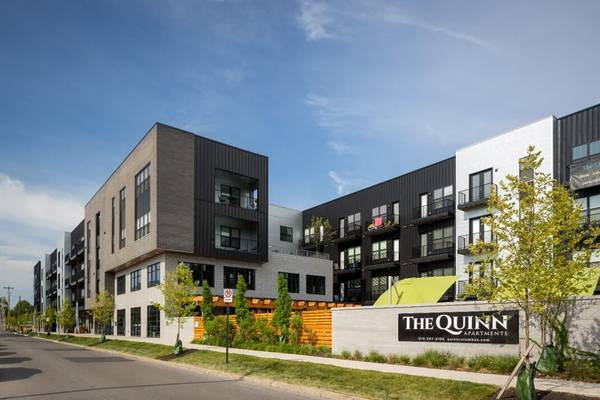 Photo Beautiful 1BR1BA (A1 floor plan) at The Quinn Apartments (COLUMBUS, OH)
