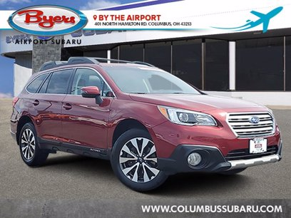 Photo Certified 2017 Subaru Outback Limited for sale