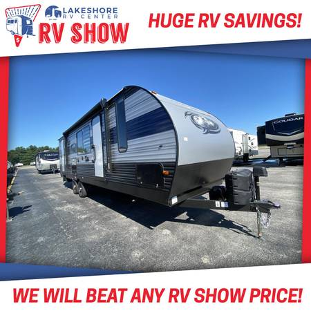 Photo Cherokee 274BRB Travel Trailer RV Bunkhouse Cer - CLEARANCE SALE - $29,975