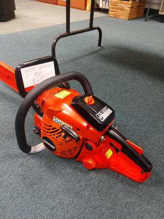 Photo Echo cs-400F 18quot chainsaw New Never Used - $250 (Wilmington)