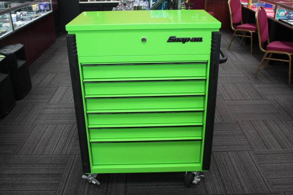 Photo Snap-On 6 Drawer Rolling Toolbox - $1,300 (chillicothe)