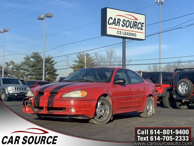 Photo Used 2003 Pontiac Grand Am GT for sale
