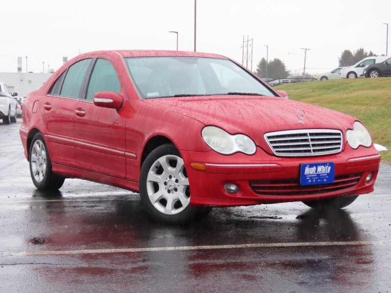 Photo Used 2006 Mercedes-Benz C 280 4MATIC Sedan for sale