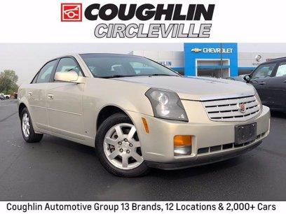 Photo Used 2007 Cadillac CTS 3.6 w 3.6L V6 Luxury Package for sale