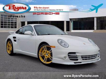 Photo Used 2012 Porsche 911 Turbo S for sale