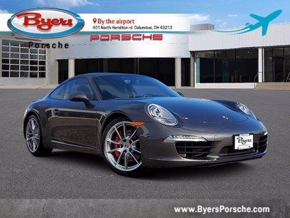 Photo Used 2014 Porsche 911 Carrera S for sale