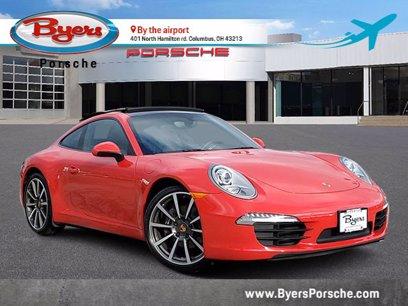 Photo Used 2014 Porsche 911 Carrera for sale