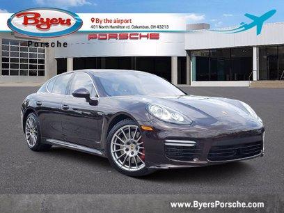 Photo Used 2014 Porsche Panamera Turbo for sale