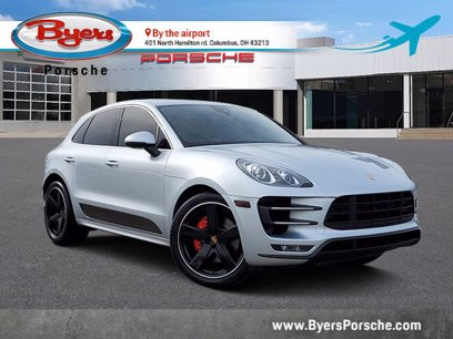 Photo Used 2015 Porsche Macan Turbo for sale