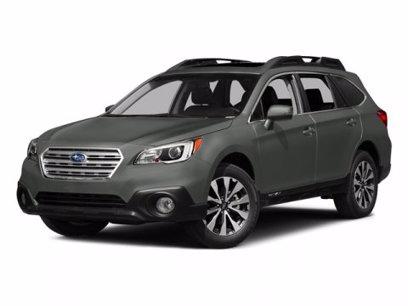 Photo Used 2015 Subaru Outback 2.5i Limited for sale