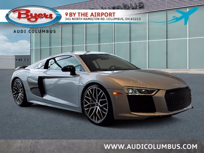 Photo Used 2017 Audi R8 V10 plus Coupe for sale