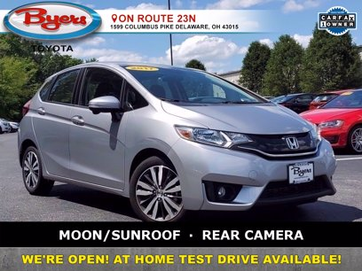 Photo Used 2017 Honda Fit EX for sale