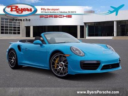Photo Used 2017 Porsche 911 Turbo S for sale